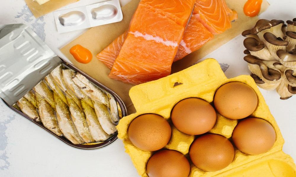 Foods Rich in Vitamin D - eBuddy News