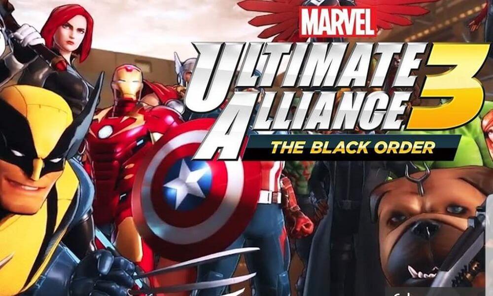 Marvel Ultimate Alliance 3 The Black Order - eBuddy News