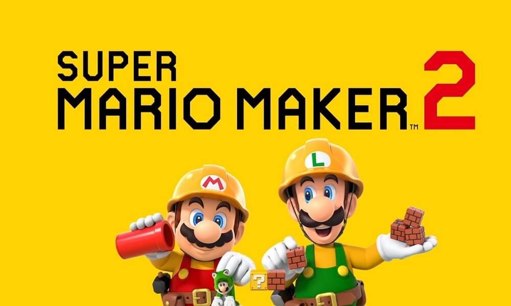 Super Mario Maker 2 -eBuddy News