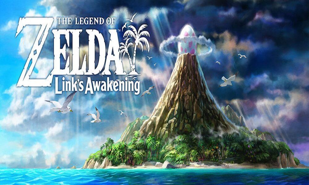 The Legend of Zelda Links Awakening - eBuddy News