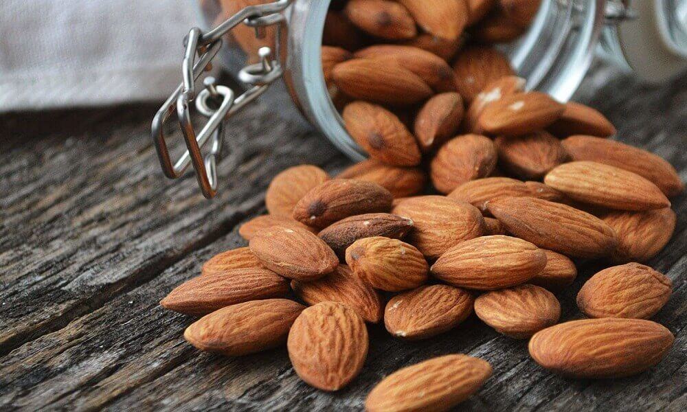 Almonds - eBuddy News