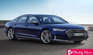 New Audi S8 Revealed - eBuddynews