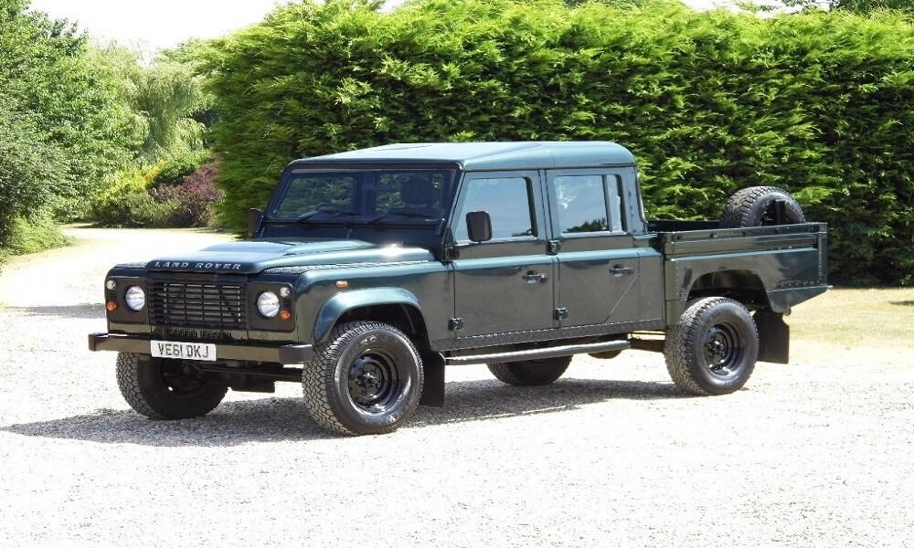 Land Rover New Defender 130 - eBuddy News