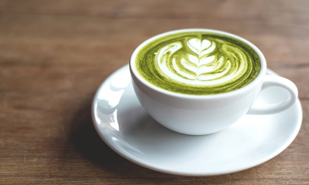 Matcha Green Tea - eBuddy News