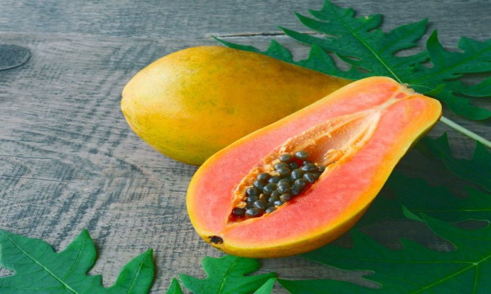 Papaya Best food for breakfast - eBuddynews