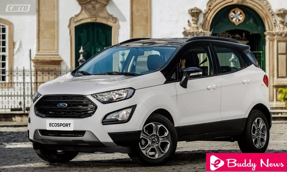 First Images Of Ford Ecosport Active Revealed - eBuddy News
