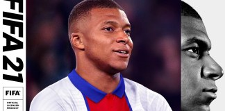 FIFA 21 - Kylian Mbappé