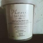 Review: Neni's Naturals Raw Black Soap