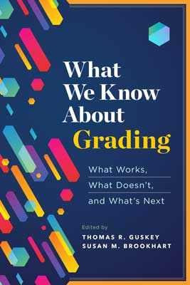 Image result for what we know about grading book