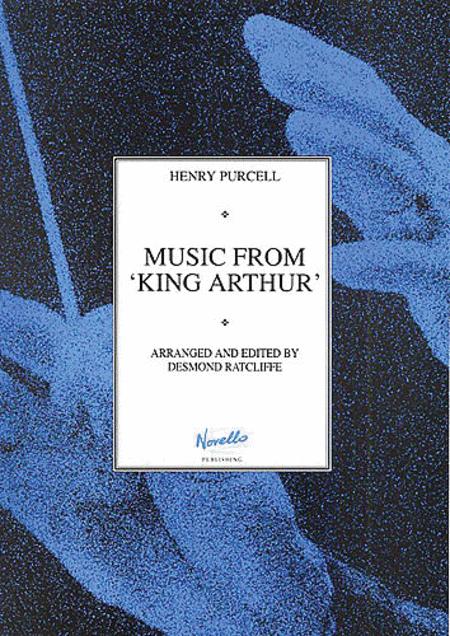 Henry Purcell: Music From King Arthur (Organ) Sheet Music ...