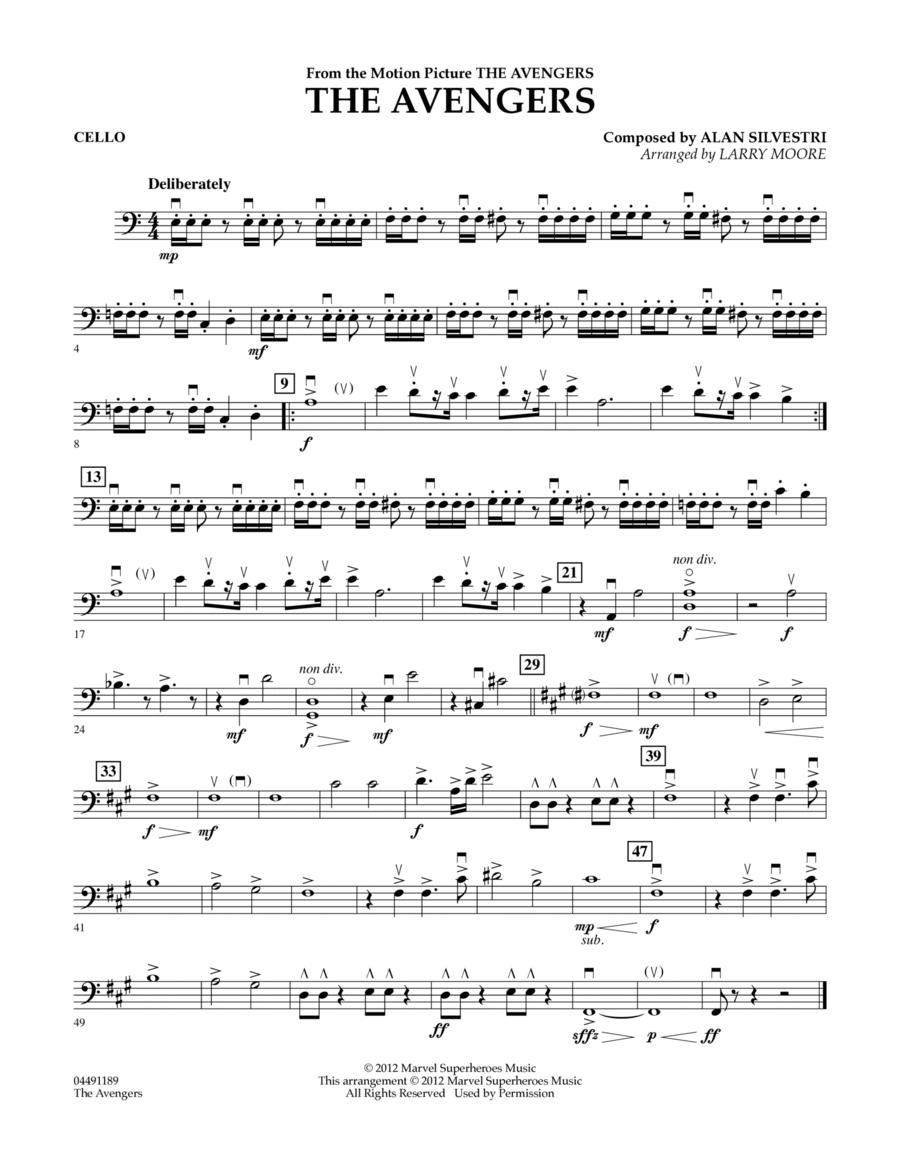 Avengers Theme Music Viola