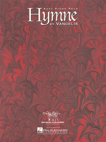 Hymne Easy Piano Sheet Music By Vangelis Sheet Music Plus