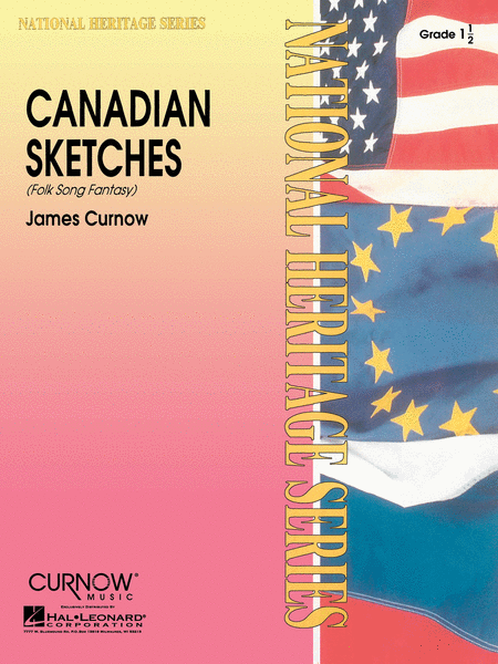Canadian Sketches Sheet Music By James Curnow - Sheet ...