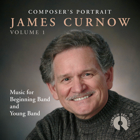 Composer's Portrait - James Curnow, Vol. 1 Sheet Music By ...