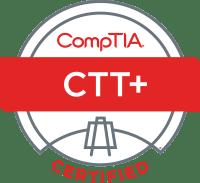 CompTIA CTT+ Logo