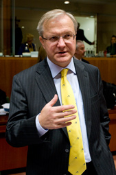 Commissioner Olli Rehn © European Union