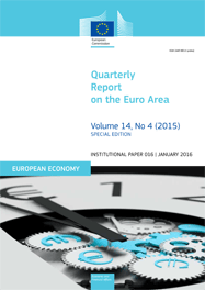 Quarterly Report on the Euro Area (QREA), Vol.14, No.4 (2015)