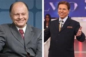"""Edir Macedo e Silvio Santos, que estão na lista da """"Forbes"""""""