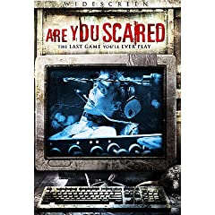 Are You Scared Box Art