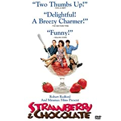Strawberry & Chocolate [1994] (REGION 1) (NTSC)