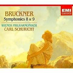 Anton Bruckner: Symphonies 8 & 9