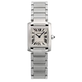Cartier Tank Francaise Women Watch W51008Q3