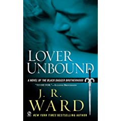 Cover Image of Lover Unbound By JR Ward