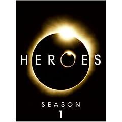 Heroes - Season 1 on DVD