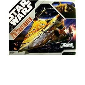 Saesee Tiin's Jedi Starfighter