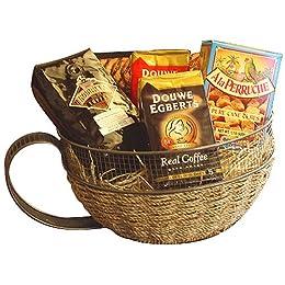 igourmet Coffee Break Basket