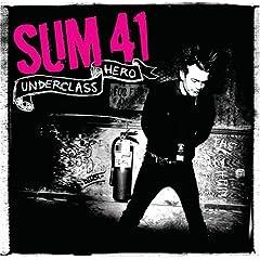 Portada de Sum 41 - Underclass hero