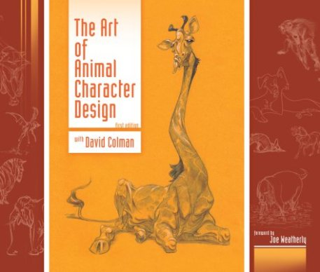 The Art of Animal Character Design