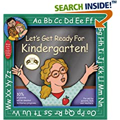 Let's Get Ready for Kindergarten! (Let's Get Ready Series) (Let's Get Ready Series)