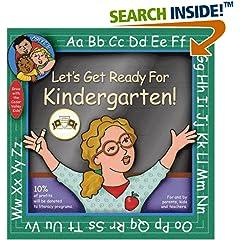Let's Get Ready for Kindergarten! (Let's Get Ready Series) (Let's Get Ready Series)