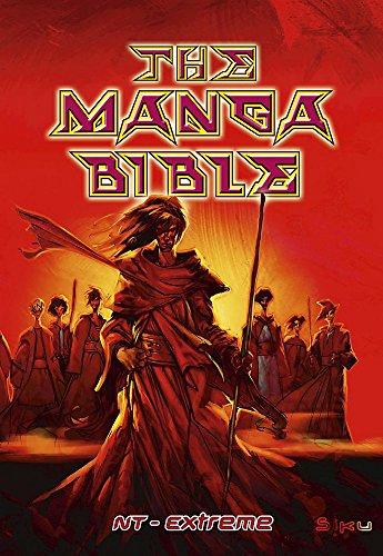 The Manga Bible - NT Extreme (Bible Tniv)