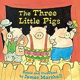 The Three Little Pigs (Reading Railroad Books)