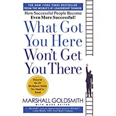 Marshall Goldsmith's latest book