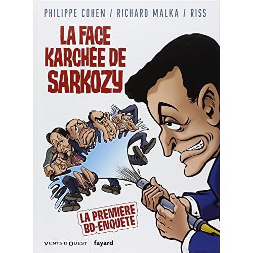 A bem sucedida sátira a Sarkozy