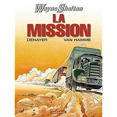 Capa de Wayne Shelton 1