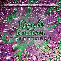 Album Cover - Liquid Tension Experiment