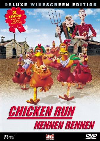 Chicken Run - Hennen Rennen (2000)