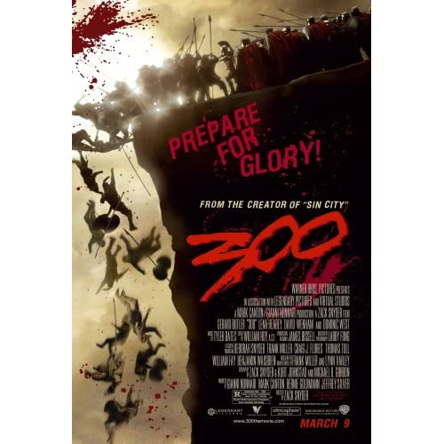 300 Theatrical Release