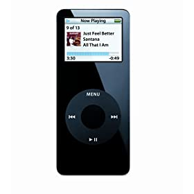 Apple 4 GB iPod Nano Black
