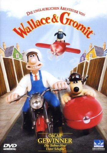 Die unglaublichen Abenteuer von Wallace & Gromit (2001)