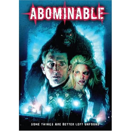 Abominable Box Art