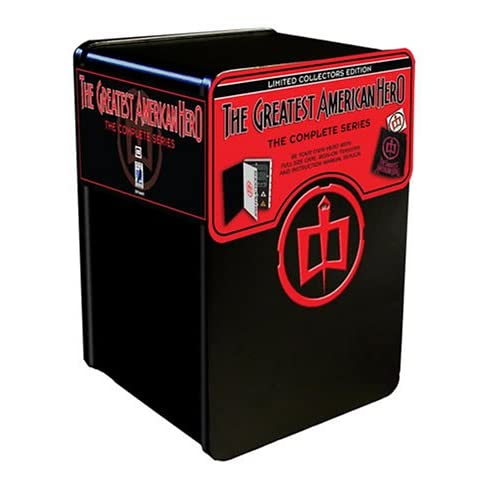 Greatest American Hero Series Box