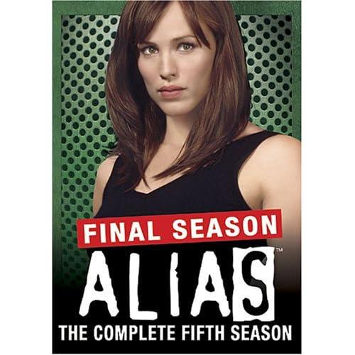 Alias - Season Five Box Art
