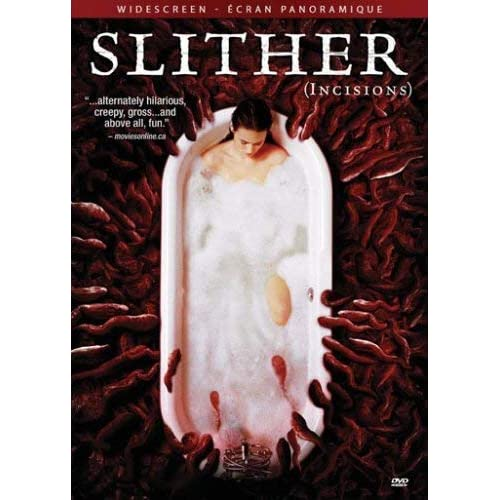 Slither Box Art