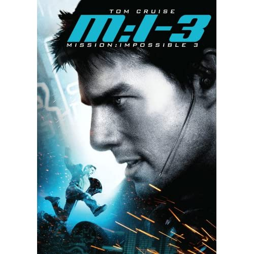Impossible 3 - Box Art