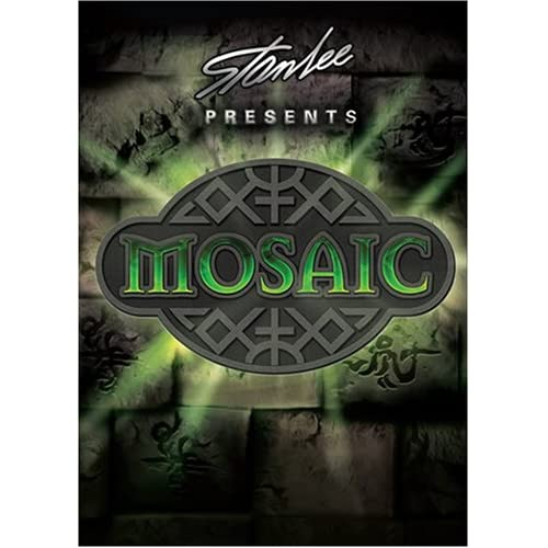 Mosaic Box Art